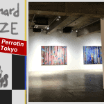 The Simultaneity of Bernard Frize: Two Tokyo Exhibits